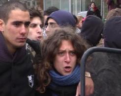 إضراب طلاب الجامعات فيفرنسا